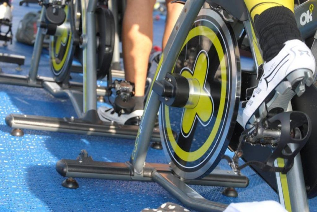 Master class ciclo indoor spinning